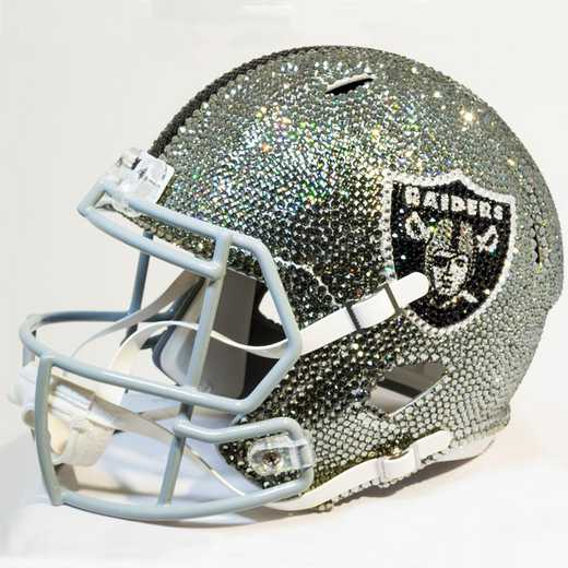 32195: Oakland Raiders Full Helmet