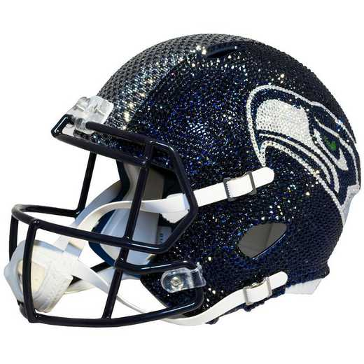 32895: Seattle Seahawks Full Helmet