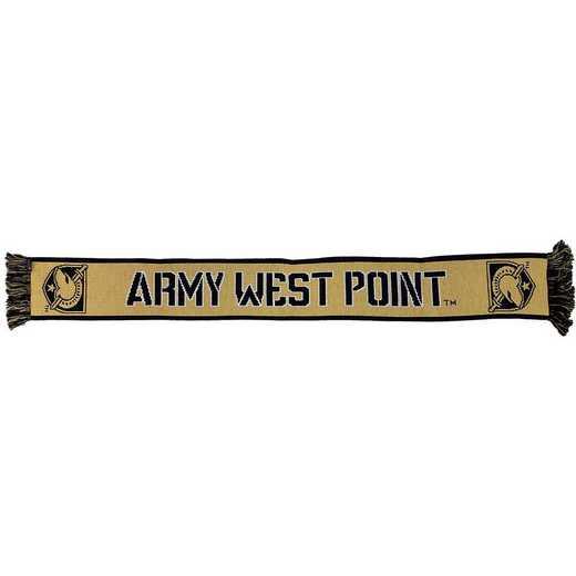 NCAA-ARMY-WPO: ARMY - WEST POINT SCARF