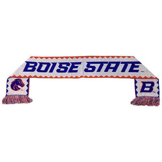 NCAA-BSU-FIE: BOISE STATE BRONCOS - FIESTA SCARF