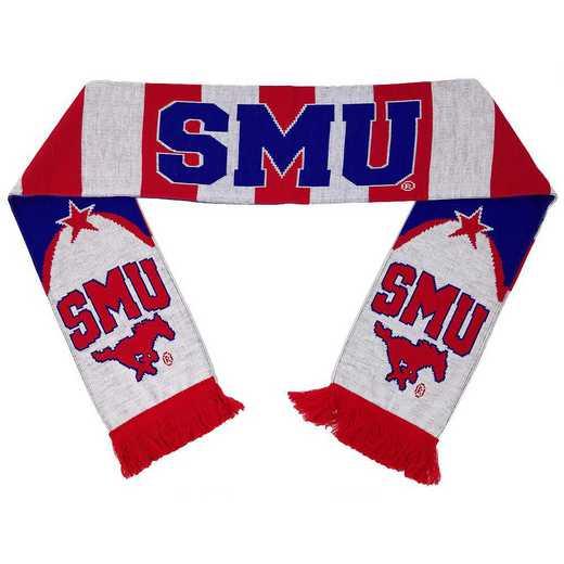 NCAA-SMU-MST: SMU MUSTANGS SCARF