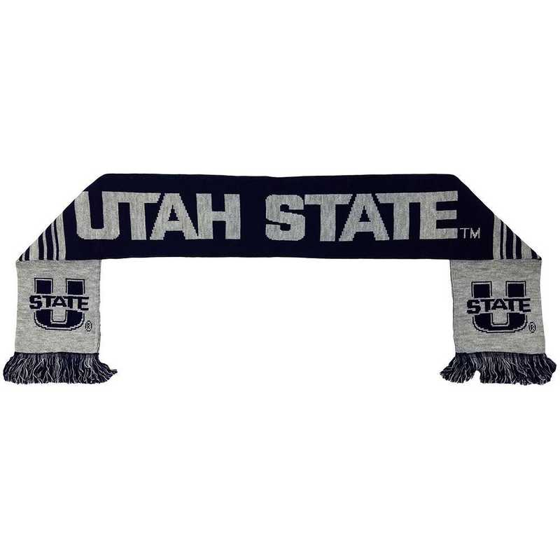 NCAA-UTH-AGG: UTAH STATE AGGIES SCARF
