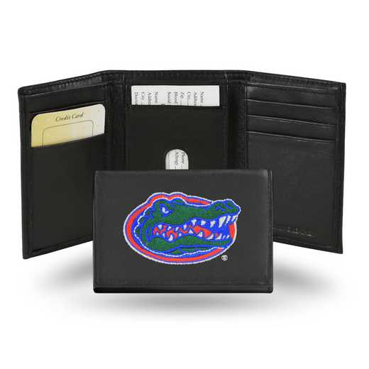 RTR100101: NCAA RTR Trifold Wallet, Florida