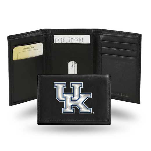 RTR190102: NCAA RTR Trifold Wallet, Kentucky