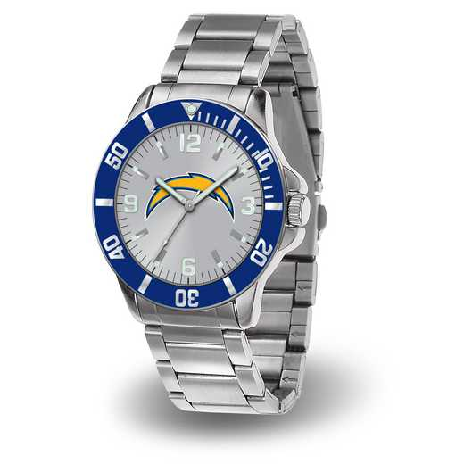 WTKEY3401: NFL Los Angeles Chargers Key Watch