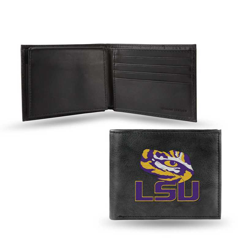 Team Sports America LSU Tri-Fold Wallet
