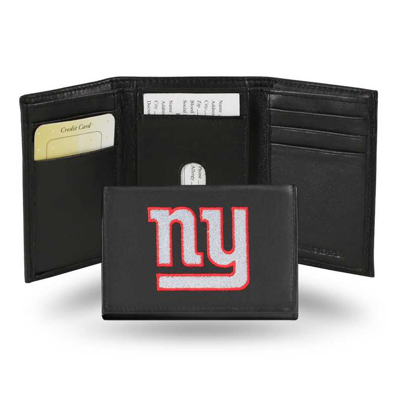 RTR1401: NFL RTR Tri-fold Wallet, Giants - NY