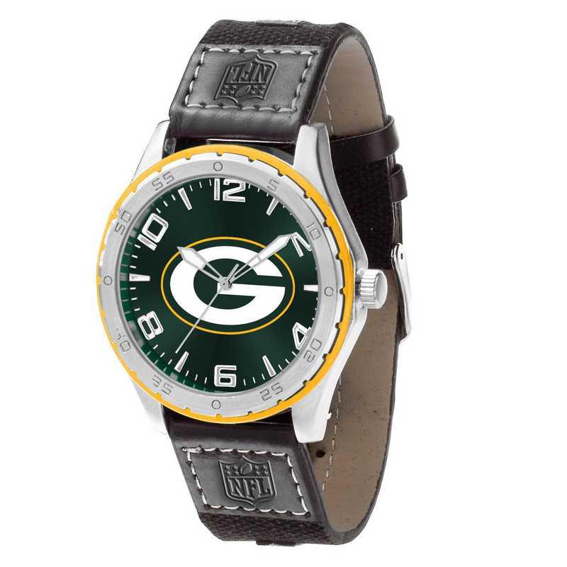 WTGAM3301: NFL Green Bay Packers Sparo Gambit Watch