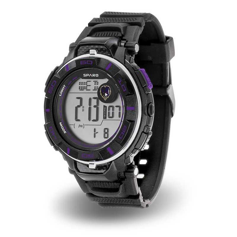WTPOW0701: NFL Baltimore Ravens Power Watch