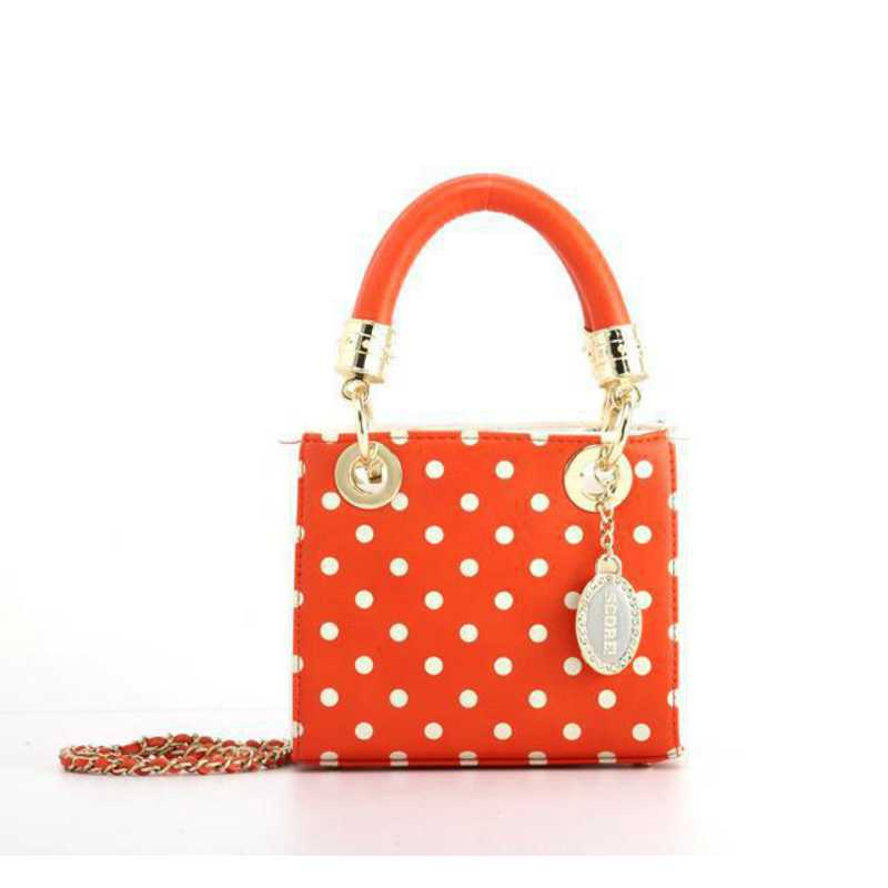 H150330-12-OR-W: Jacqui Small Satchel OR-W