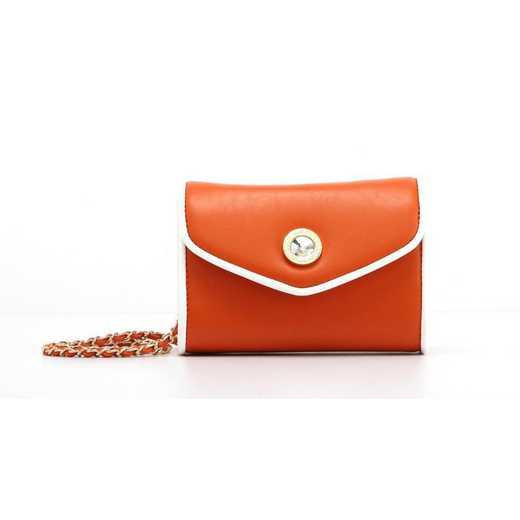 H150330-11-BTSA-W: Eva Clutch Handbag  BTSA/W