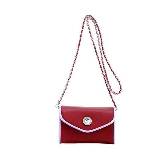 H150330-11-M-LVN: Eva Clutch Handbag  M/LVN