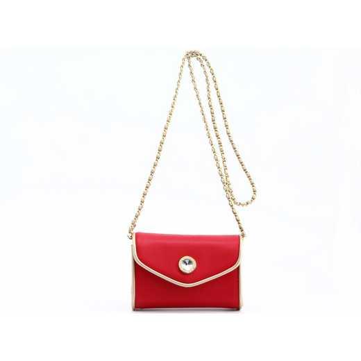 H150330-11-RR-GO: Eva Clutch Handbag  RR/GO