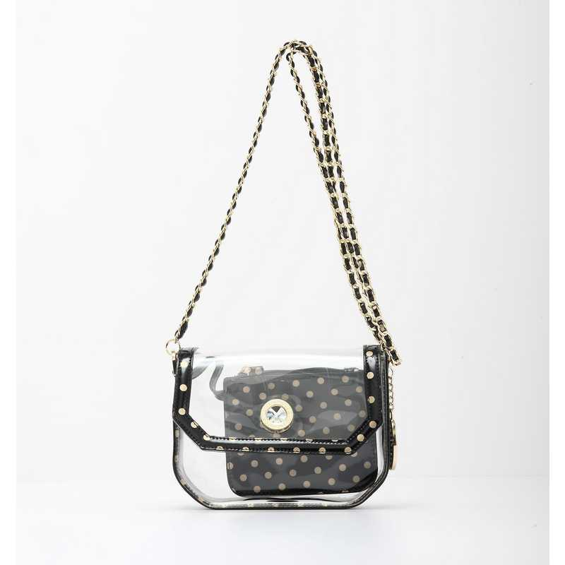 H150330-16-BLK-GO: Chrissy Small-BLK-GO