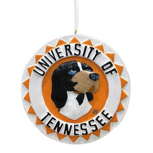 DLO026: Tennessee VOLUNTEERS 3D LOGO orn
