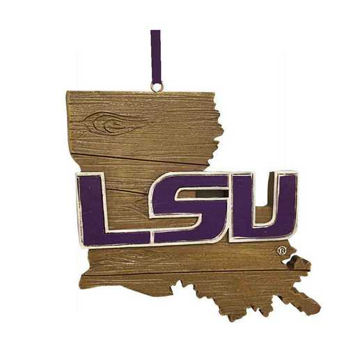 MOC013: LSU 4IN TO 5IN MAP orn