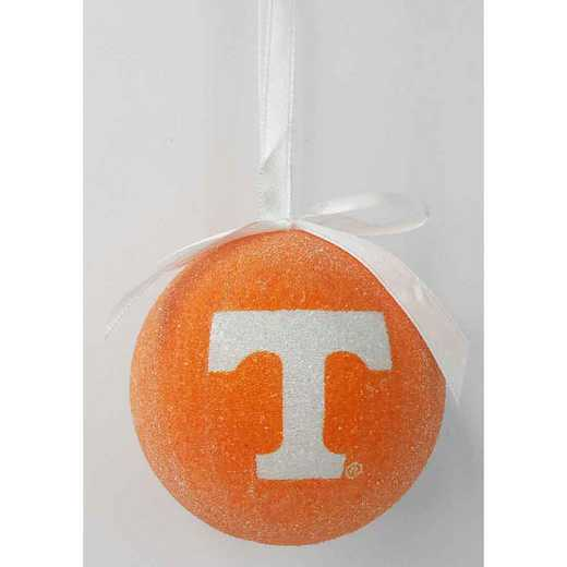 SBO026: Tennessee 3IN STYROFOAM BALL orn