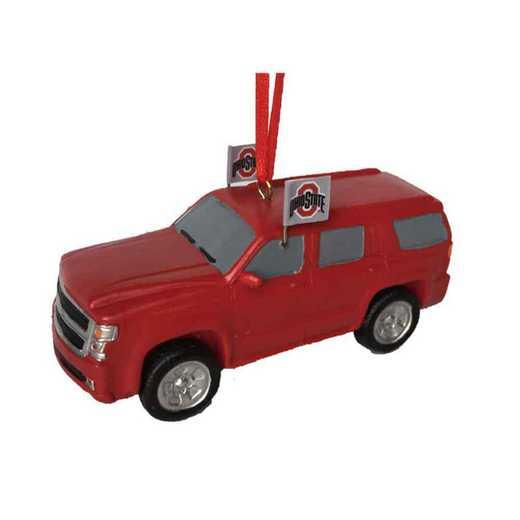 SVO021: Ohio State SUV orn