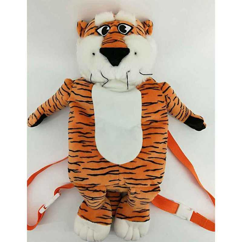 AUBPAK: AUBURN PLUSH MASCOT BACK PACK