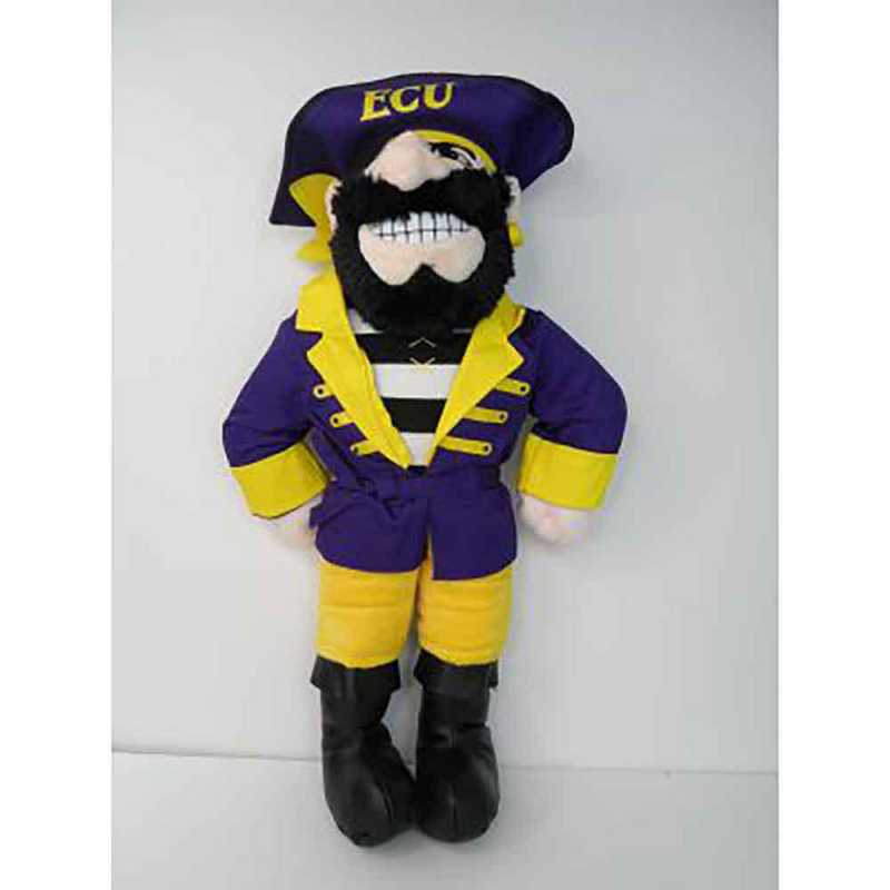 ECU011: ECU 11IN PLUSHPEE DEE PIRATE