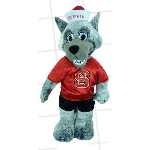 NCS022: NC STATE 22IN PLUSHMR. WUF
