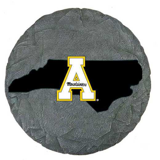 SMS102: APP 13IN RESIN STATE MOUNTAINEER STEPPING STONE