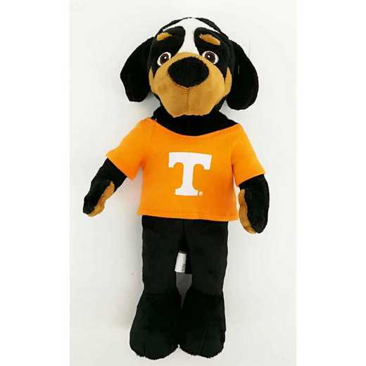 TEN011: TENNESSEE 11IN PLUSHSMOKEY
