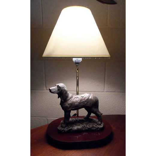 BML026S: TENNESSEE SMOKEY 17IN RESIN BRONZE LAMP