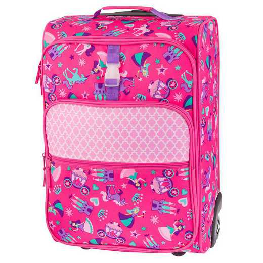 SJ115204: SJ  ALL OVER PRINT ROLLING LUGGAGE Pl