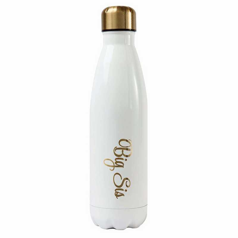 AA3001BIG: Alex Co SS WATER BOTTLE BIG SIS (F16)
