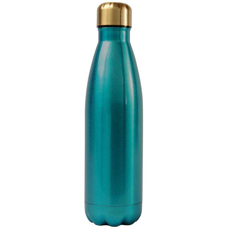 AA3001TUR: Alex Co SS WATER BOTTLE  TURQUOISE (F16)