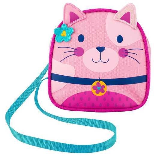 SJ109108: SJ  CROSSBODY PURSE CAT