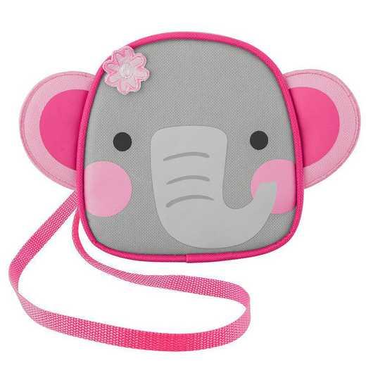 SJ109114: SJ  CROSSBODY PURSE ELEPHANT