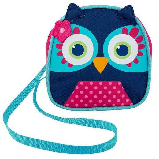 SJ109176A: SJ  CROSSBODY PURSE OWL
