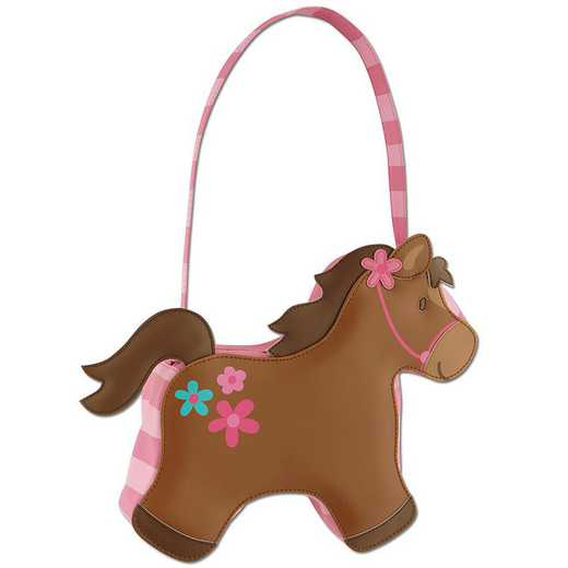 SJ190132A: SJ  GO GO PURSE  HORSE