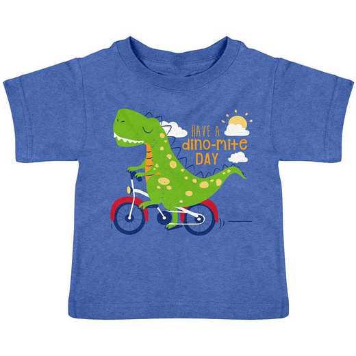 Stephen Joseph Dino Heathered Shirt