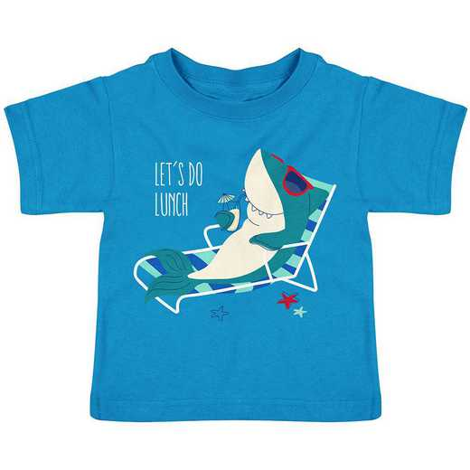 Stephen Joseph Shark Heathered Shirt