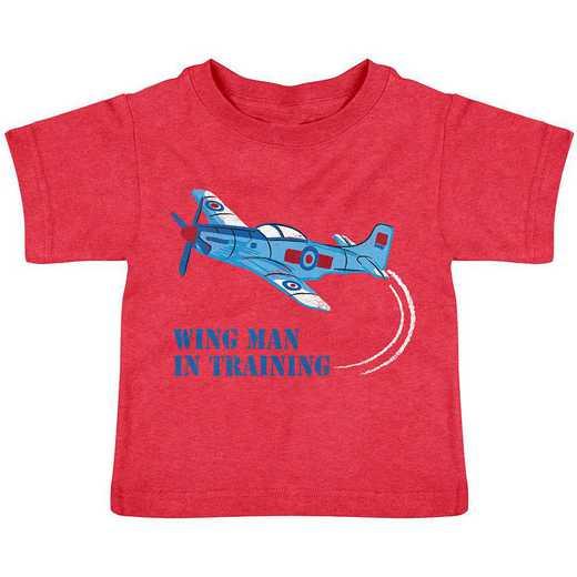 Stephen Joseph Airplane Heathered Shirt