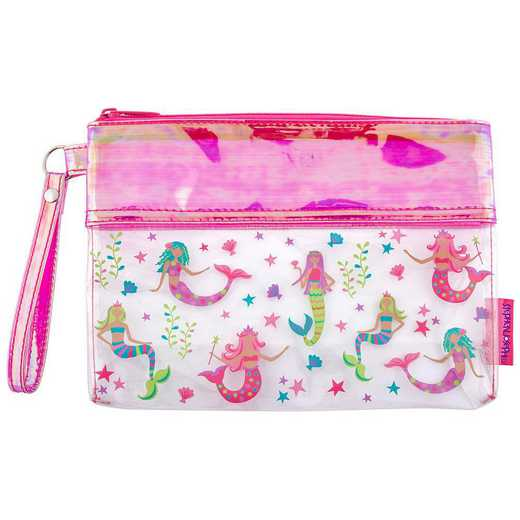 SJ114928: SJ  IRIDESCENT POUCH MERMAID