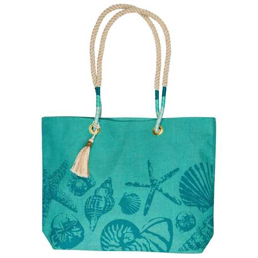 KA3030TEA: Karma BEACH TOTE TEAL(S19)