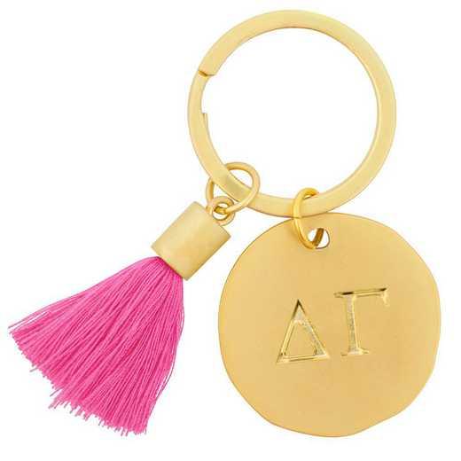 AA3020DG: Alex Co Tassel Keychain
