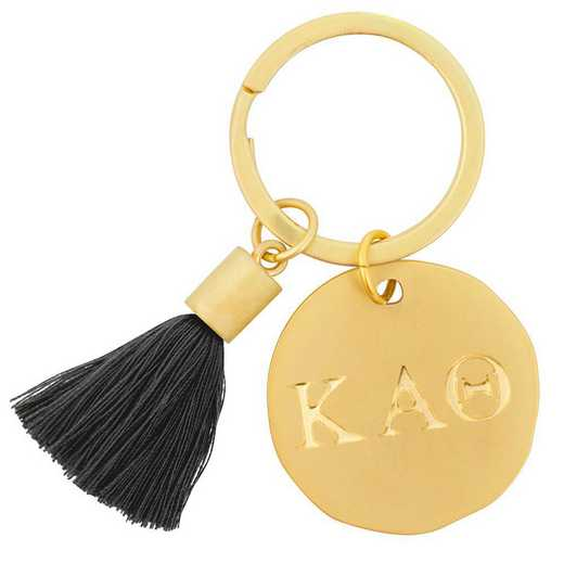 AA3020KAT: Alex Co Tassel Keychain