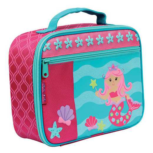 SJ570128: SJ  CLASSIC LUNCHBOX  MERMAID