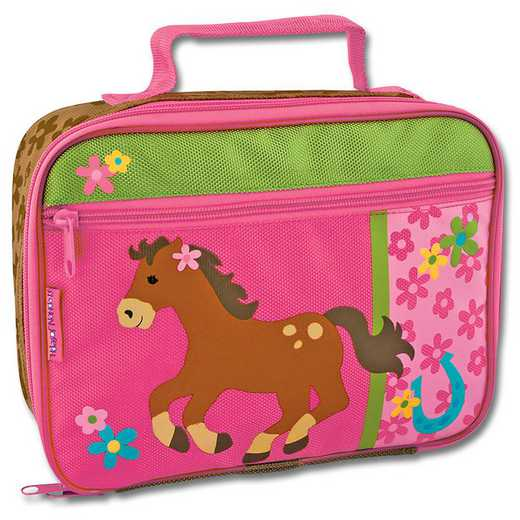 SJ570132B: SJ  CLASSIC LUNCHBOX  HORSE (S13)