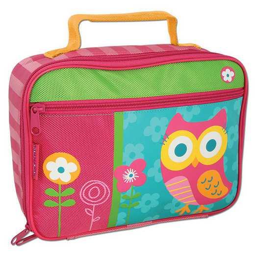 SJ570176A: SJ  CLASSIC LUNCHBOX  OWL