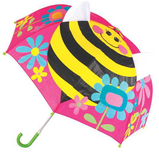 SJ104613: SJ  POP UP UMBRELLA BEE