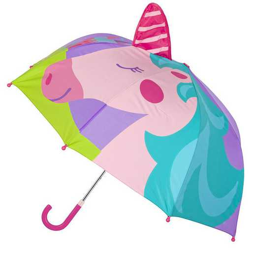 SJ104621: SJ  POP UP UMBRELLA UNICORN