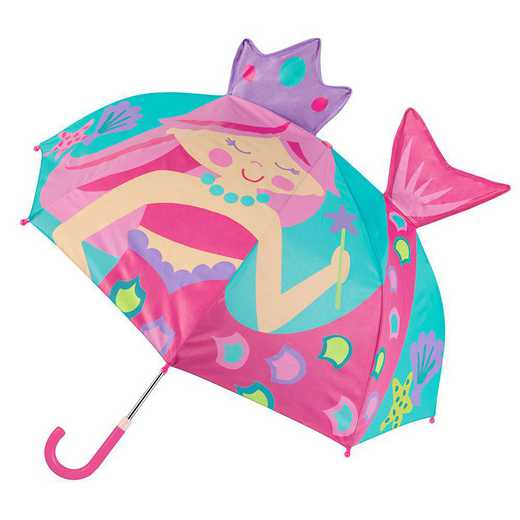SJ104628A: SJ  POP UP UMBRELLA MERMAID