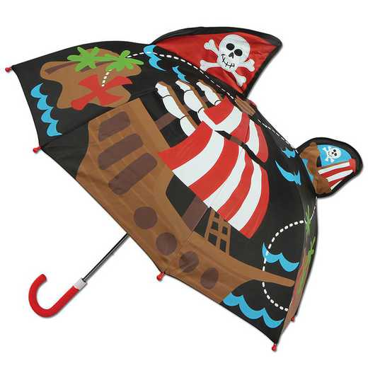 SJ104629: SJ  POP UP UMBRELLA PIRATE