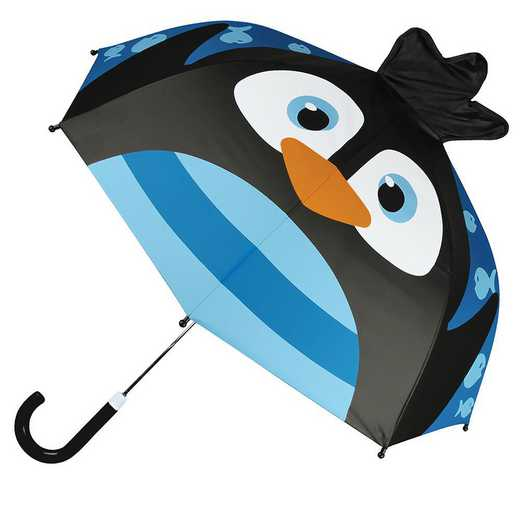 SJ104670: SJ  POP UP UMBRELLA PENGUIN